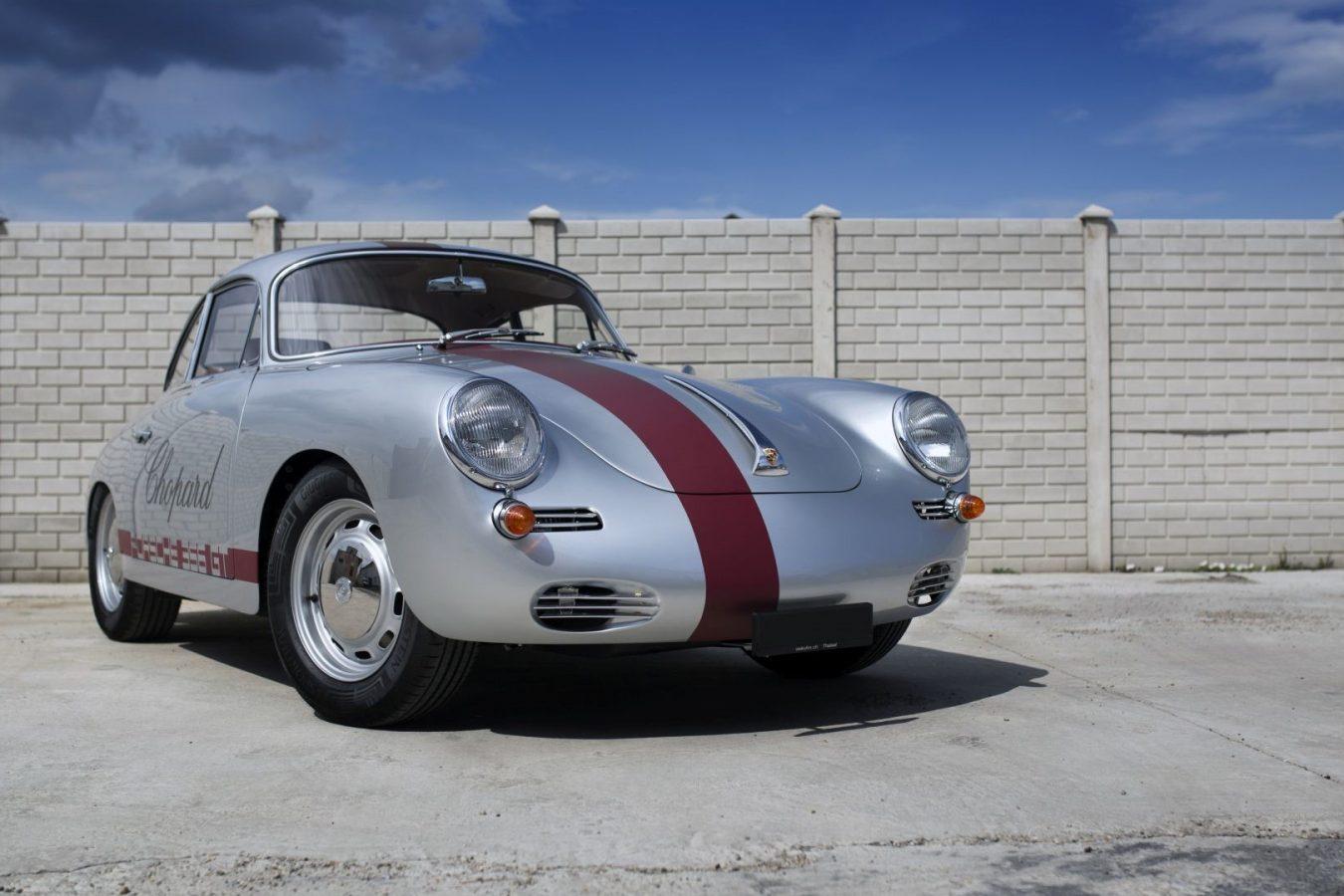 Zweifarbiger Porsche 356 von Vehicle Experts
