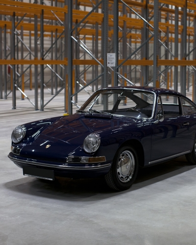 Baliblauer Porsche 911 von Vehicle Experts