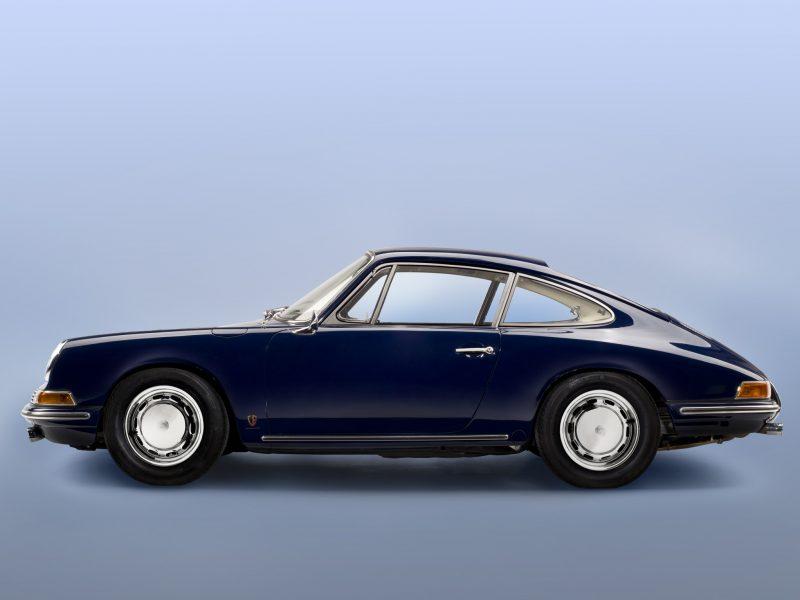 Baliblauer Porsche 911 von Vehicle Experts