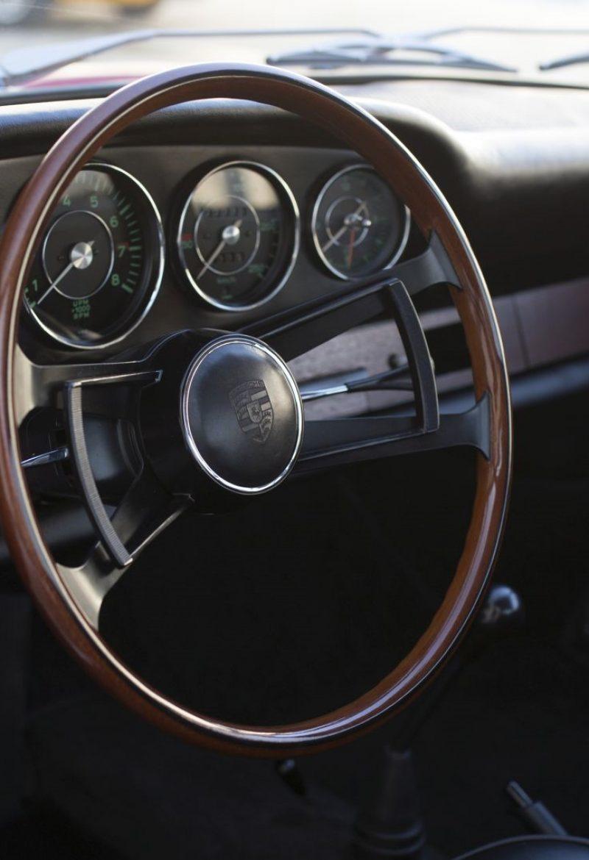 Porsche 911 SWB Lenkrad