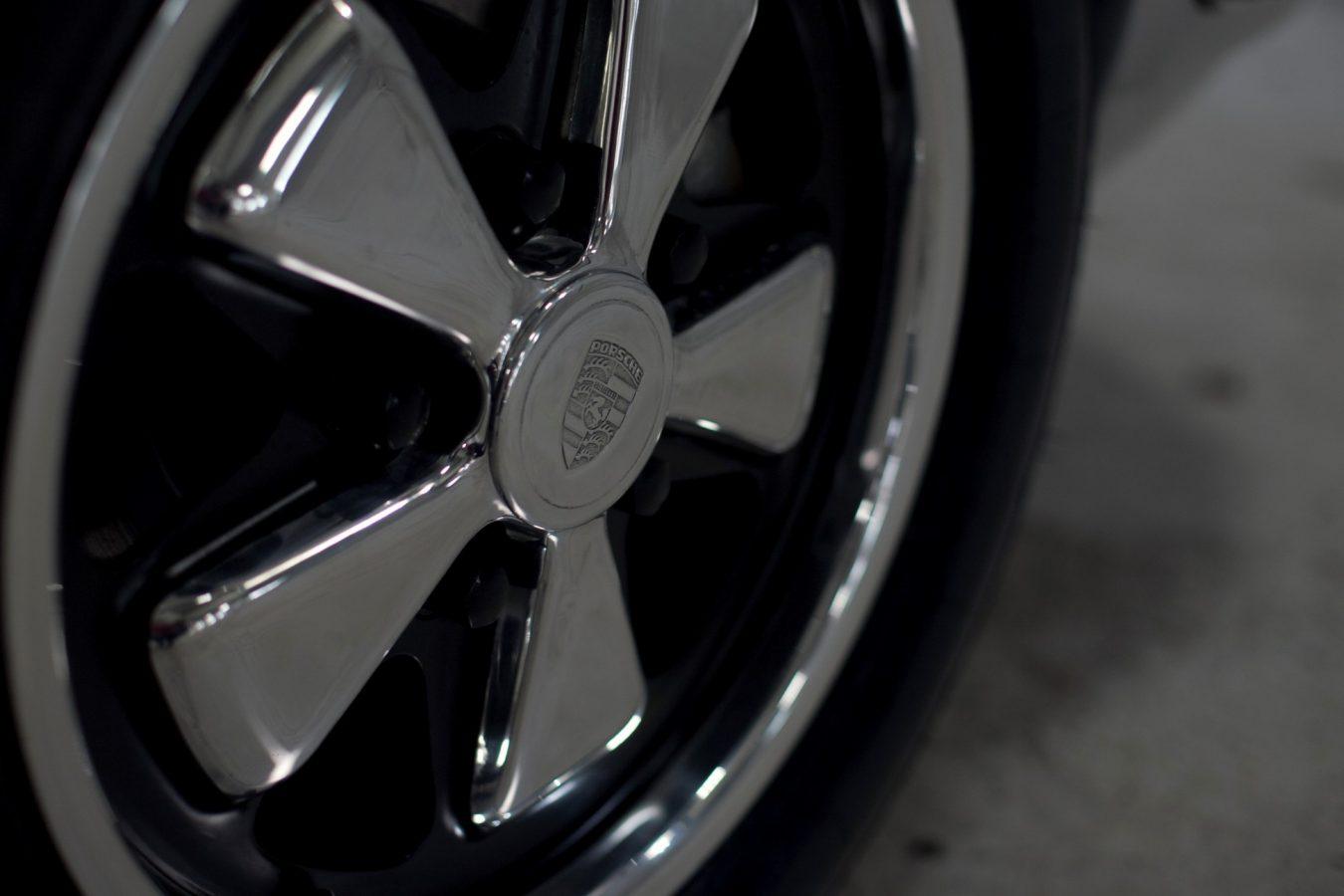 Porsche 911S SWB Softwindow Targa Felge