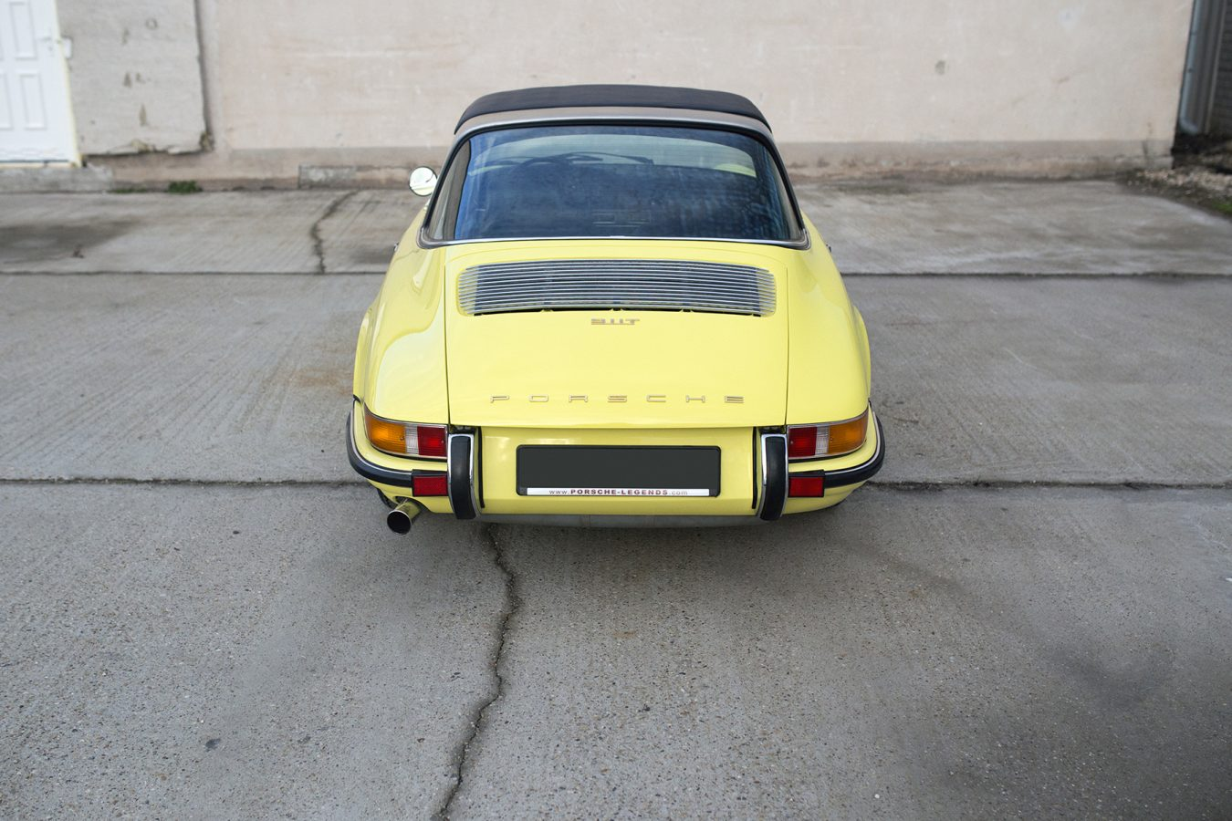 Porsche 911T Targa 4