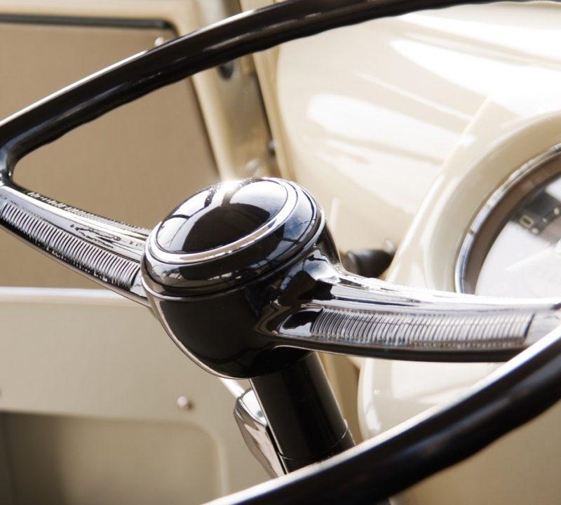 Volkswagen T1 Micro Lenkrad
