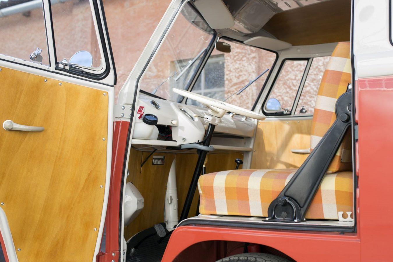 Volkswagen T1 Samba Innenraum