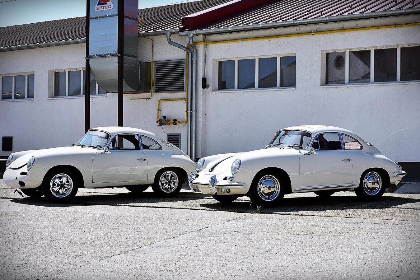 Porsche 356 – Oldtimer