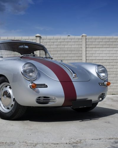 Zweifarbiger Porsche 356 von Vehicle Experts