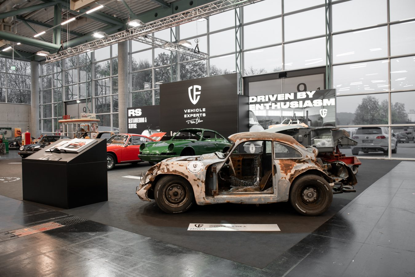 Oldtimer Ausstellung CLASSIC EXPO Salzburg 2018
