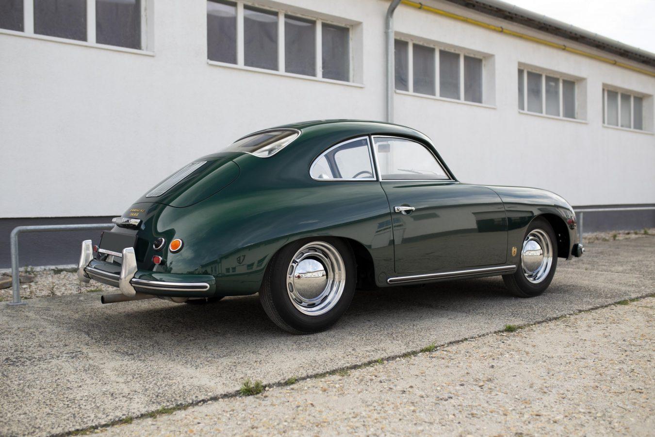 Echter 56er: Porsche 356 11