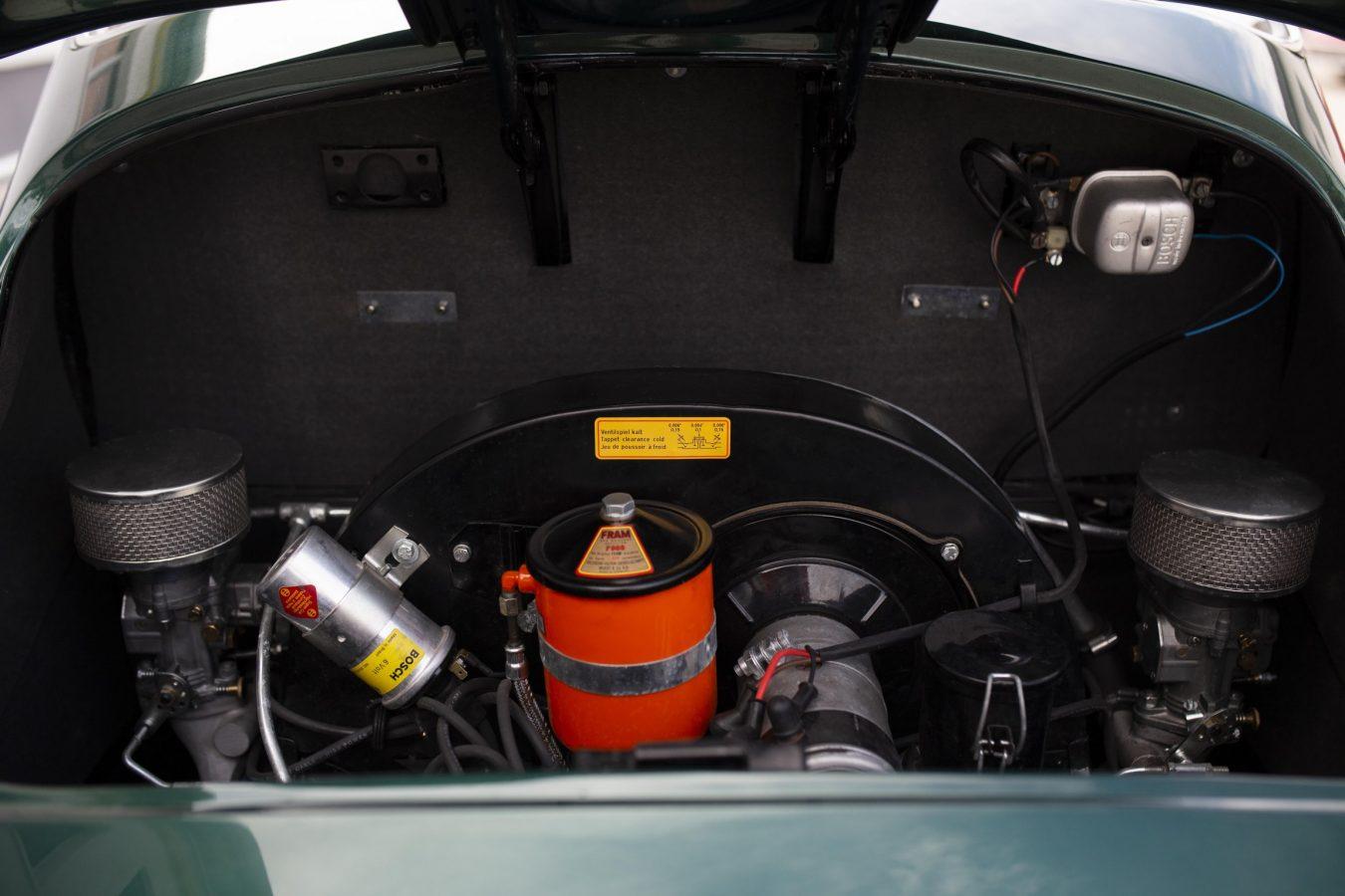 Echter 56er: Porsche 356 14