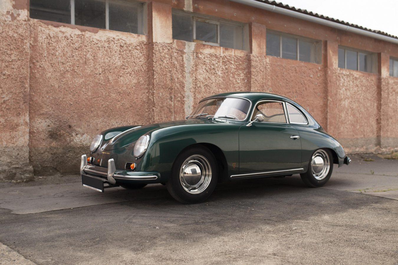 Echter 56er: Porsche 356 18