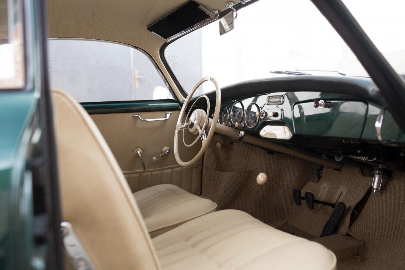 Echter 56er: Porsche 356 1