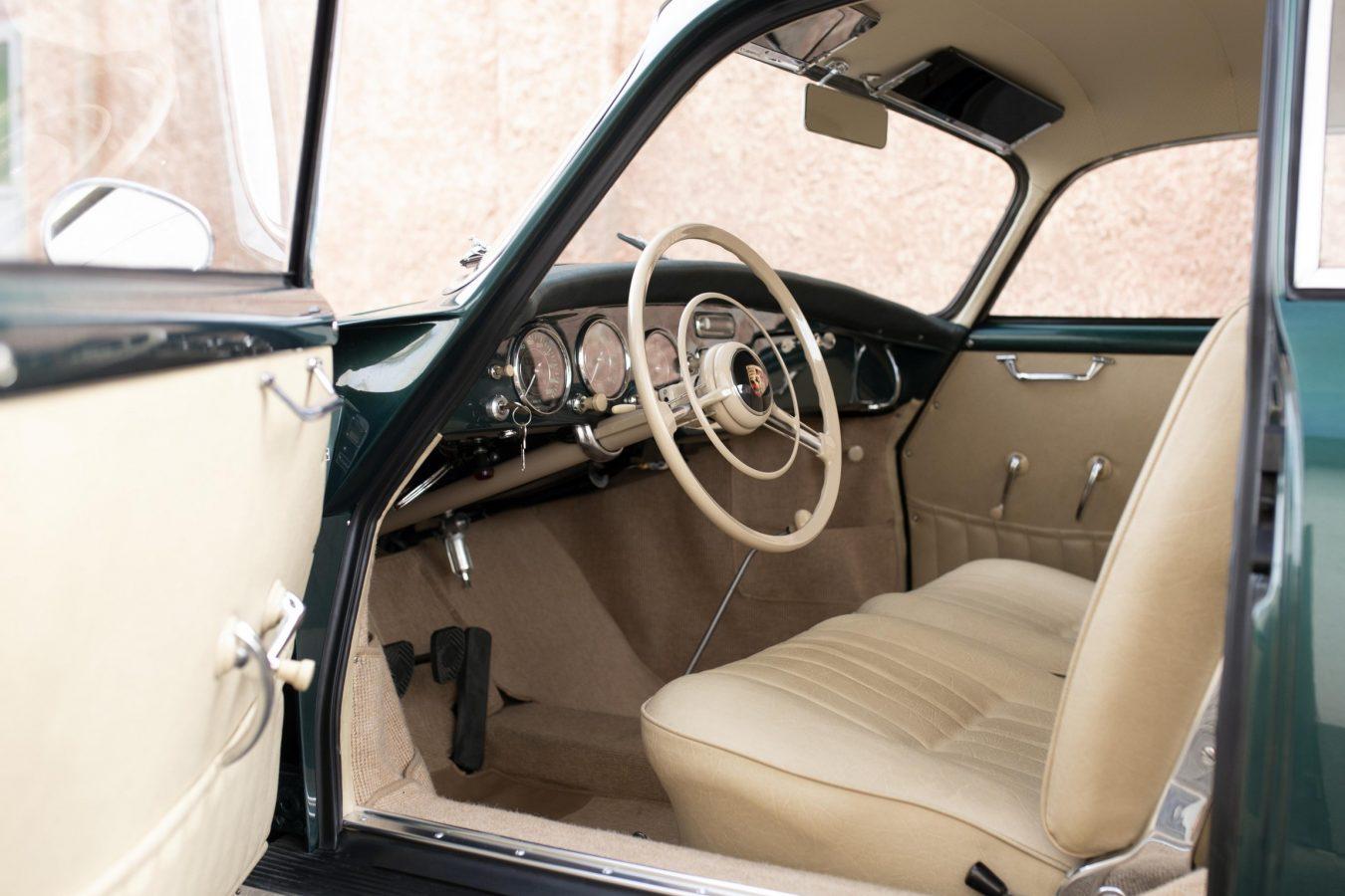 Echter 56er: Porsche 356 19