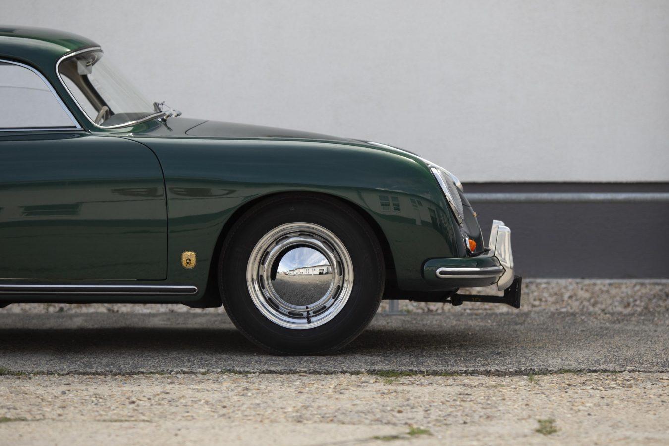 Echter 56er: Porsche 356 3