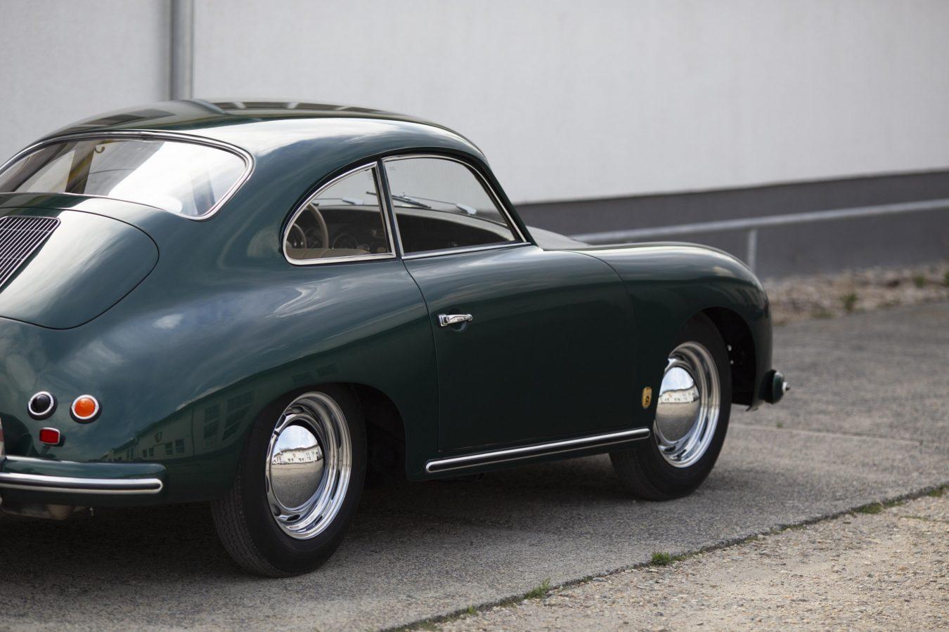 Echter 56er: Porsche 356 4