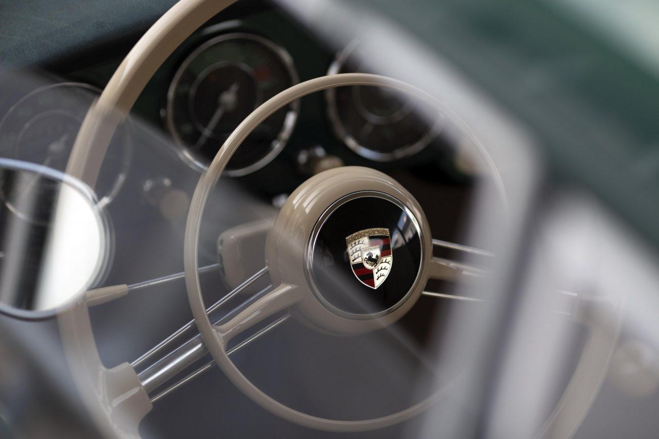 Echter 56er: Porsche 356 7