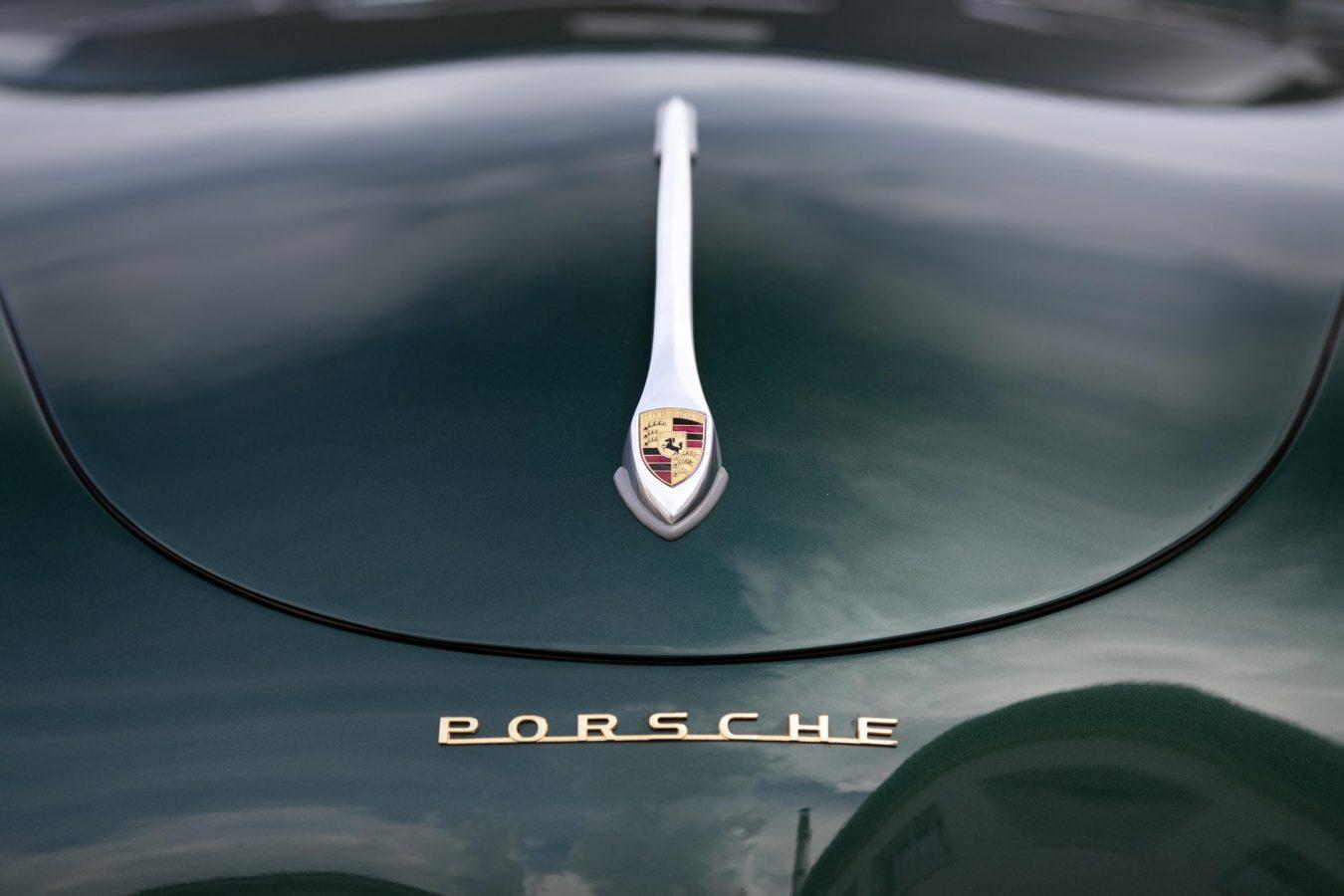 Echter 56er: Porsche 356 8