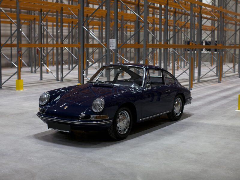 Früher Porsche 911 1