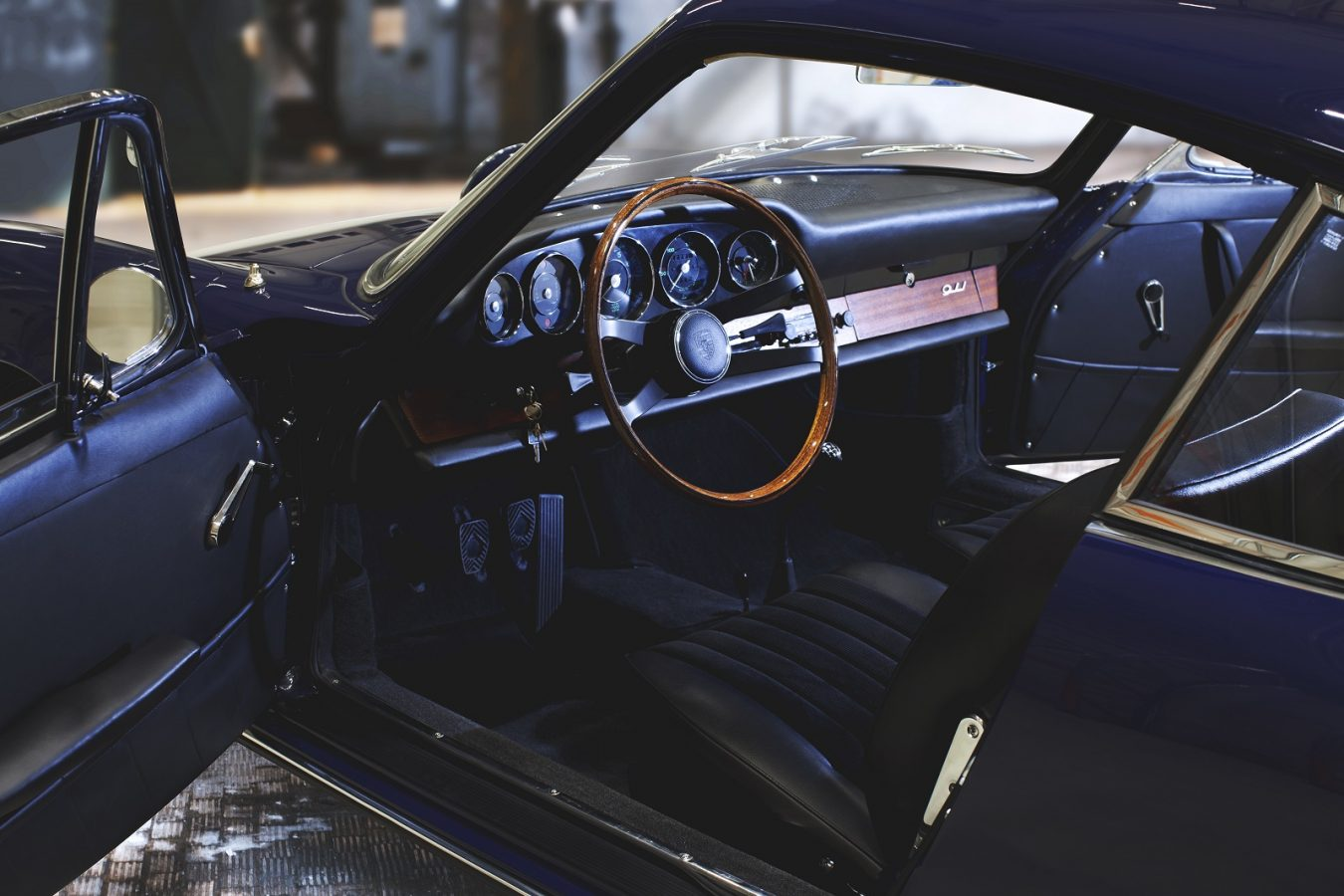 Früher Porsche 911