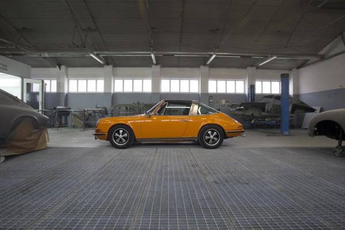Porsche 911S Targa 4