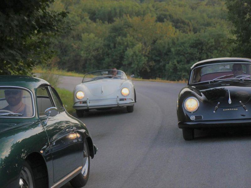 43. Jahrestreffen des Porsche 356 Club Deutschland