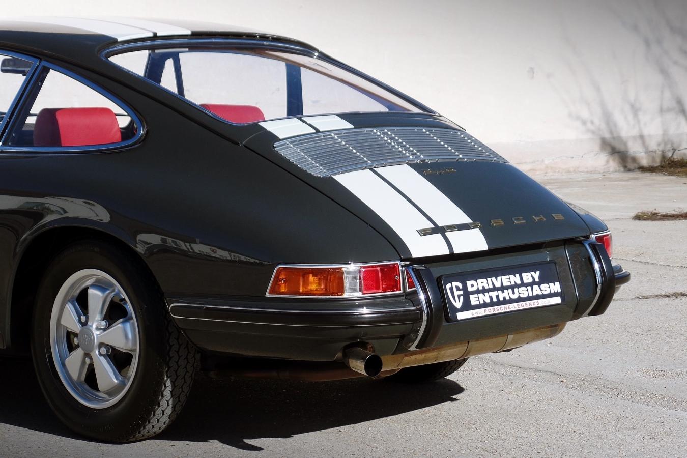 Heiß begehrt: Porsche 911S