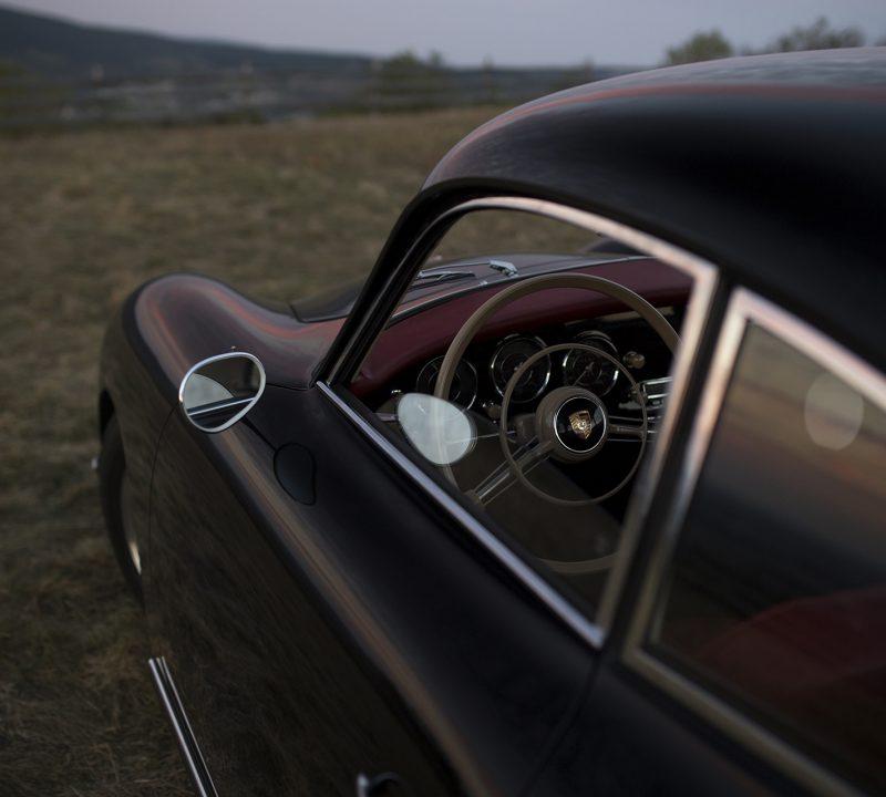 Oldtimer: Porsche 356A 1