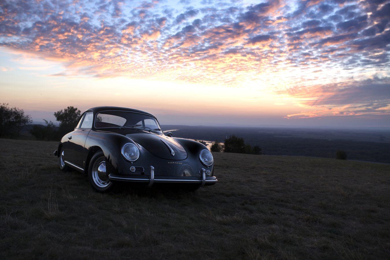 Oldtimer: Porsche 356A 2