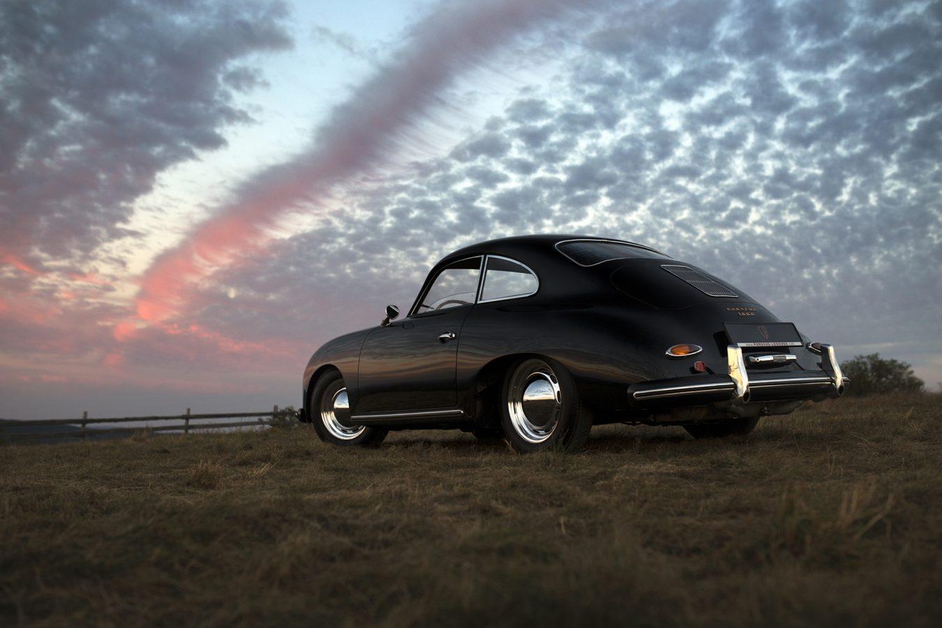 Oldtimer: Porsche 356A 3