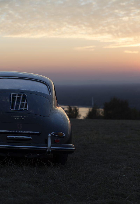 Oldtimer: Porsche 356A