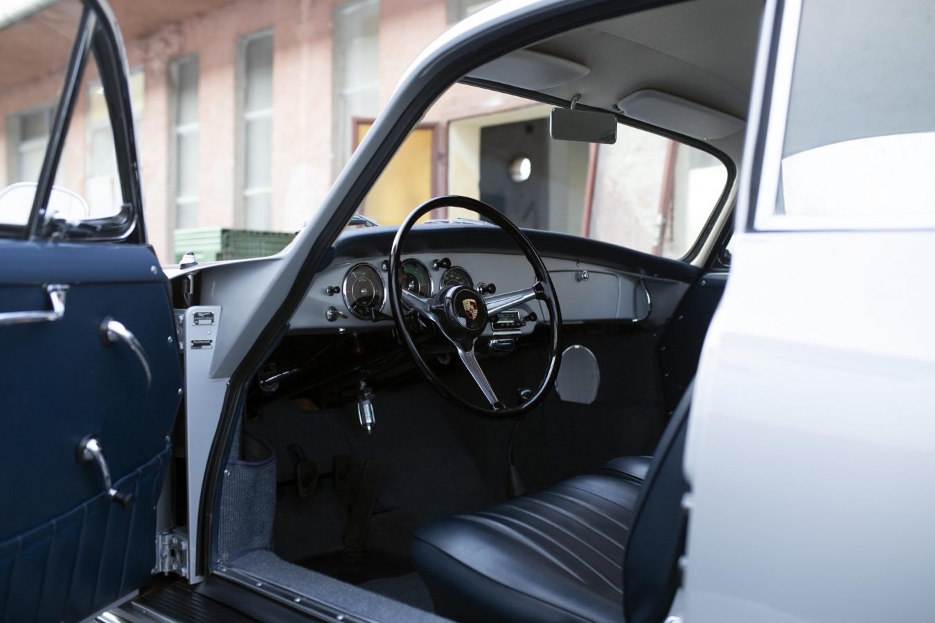 Porsche 356 BT5 8