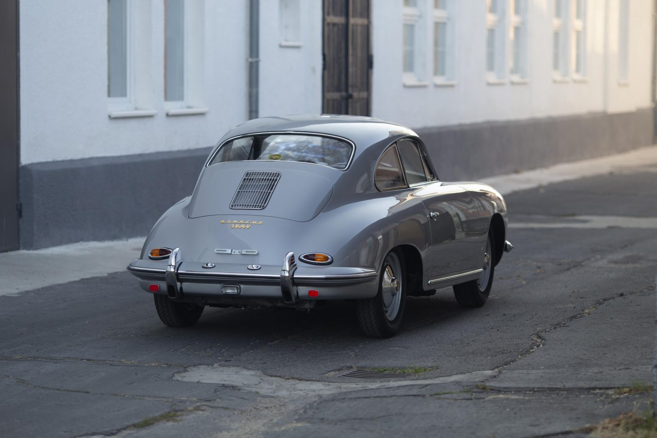 Porsche 356 BT5 1