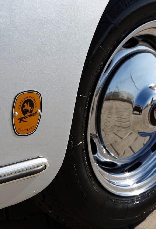 Porsche 356 BT6 Cabrio Reifen