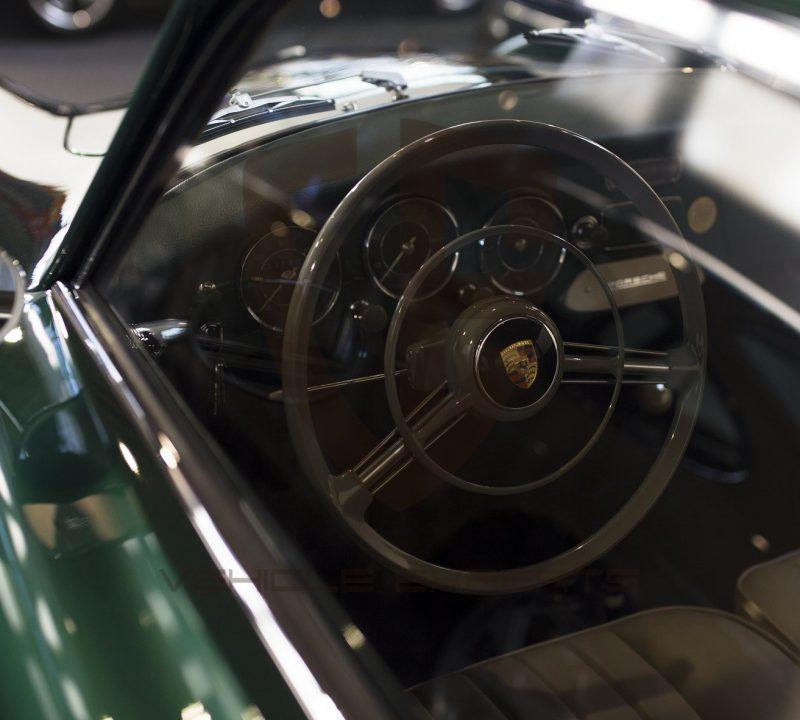 Porsche 356A Lenkrad