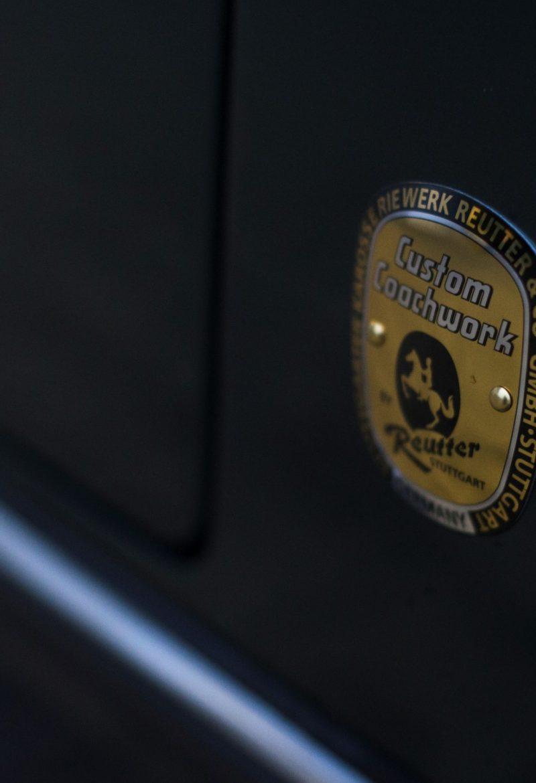 Porsche 356A Custom Coachwork