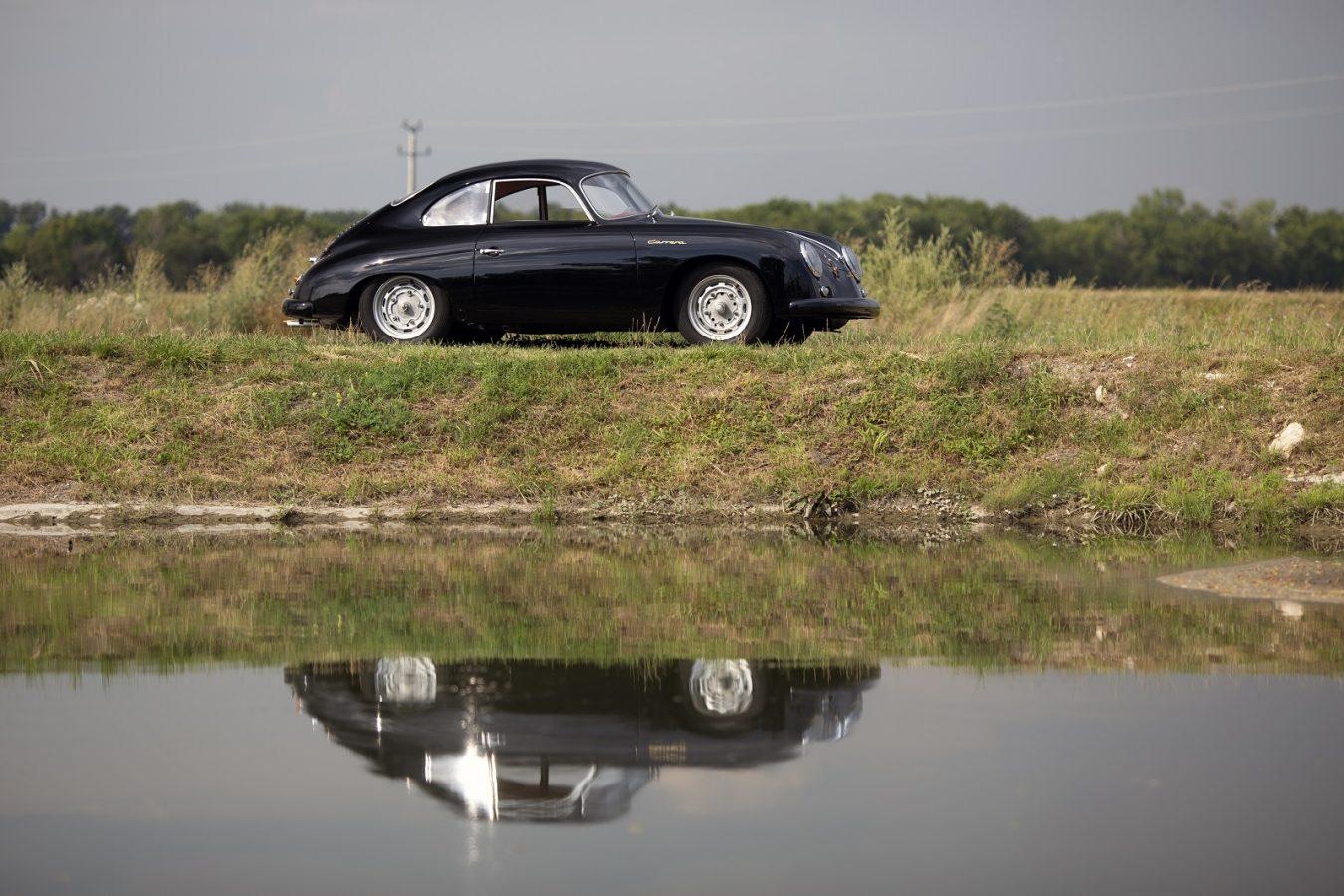 Porsche 356A Carrera