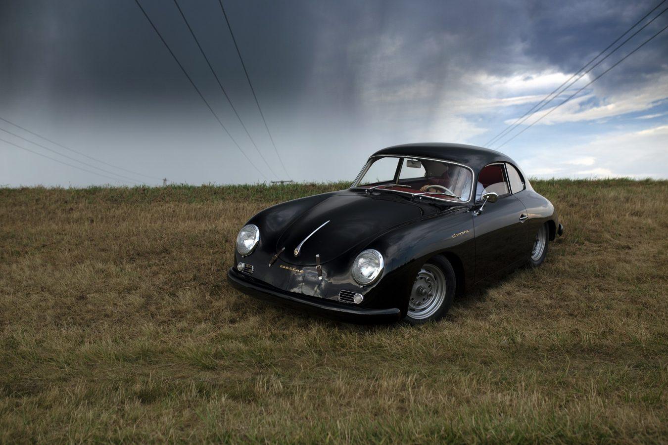 Porsche 356A Carrera 4