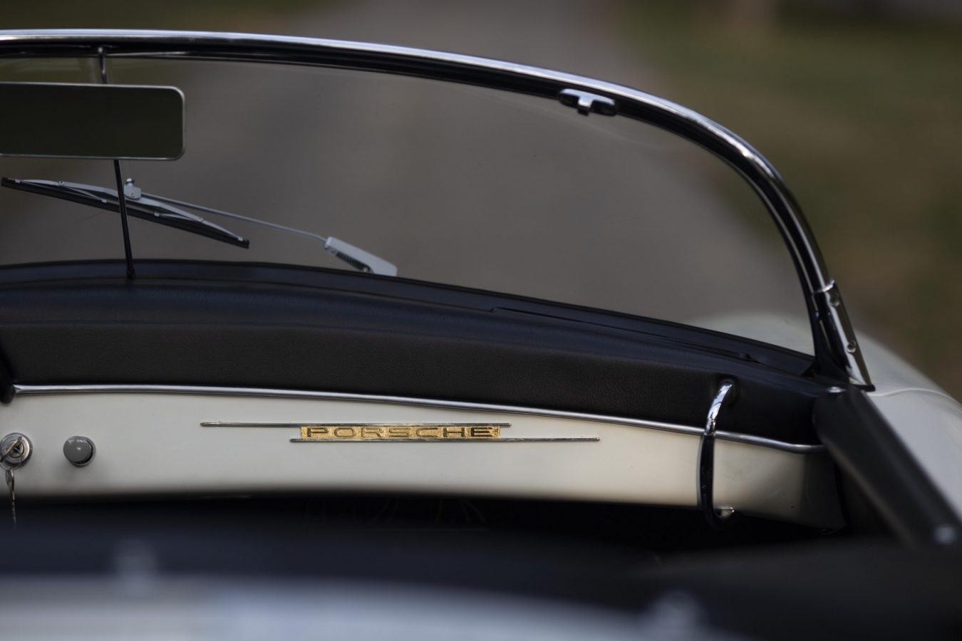 Porsche 356A Speedster 9
