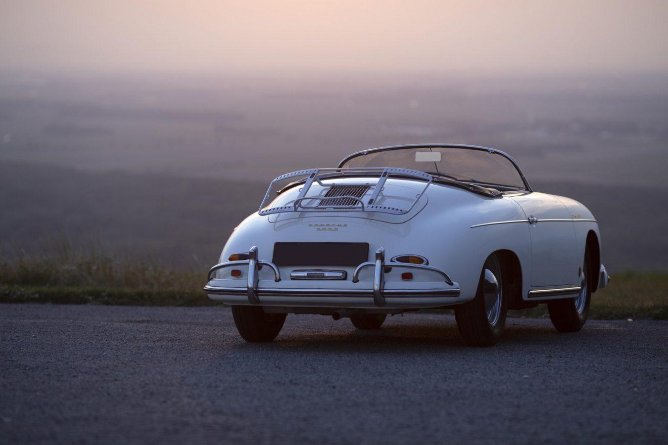 Porsche 356A Speedster 13