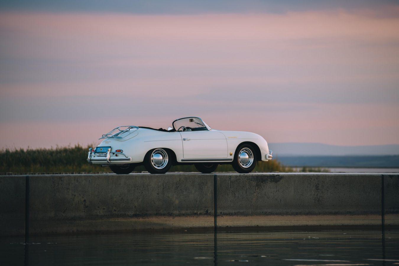 Porsche 356A Speedster 3