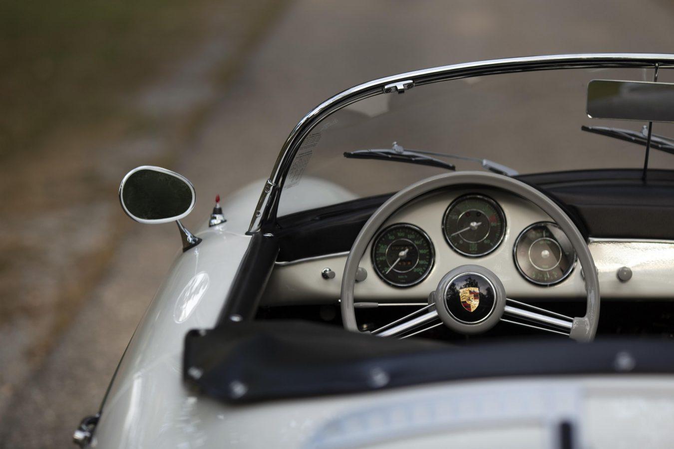 Porsche 356A Speedster 8