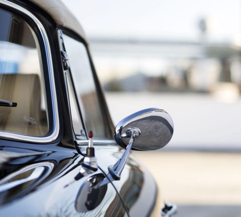 Porsche 356B Cabrio Außenspiegel
