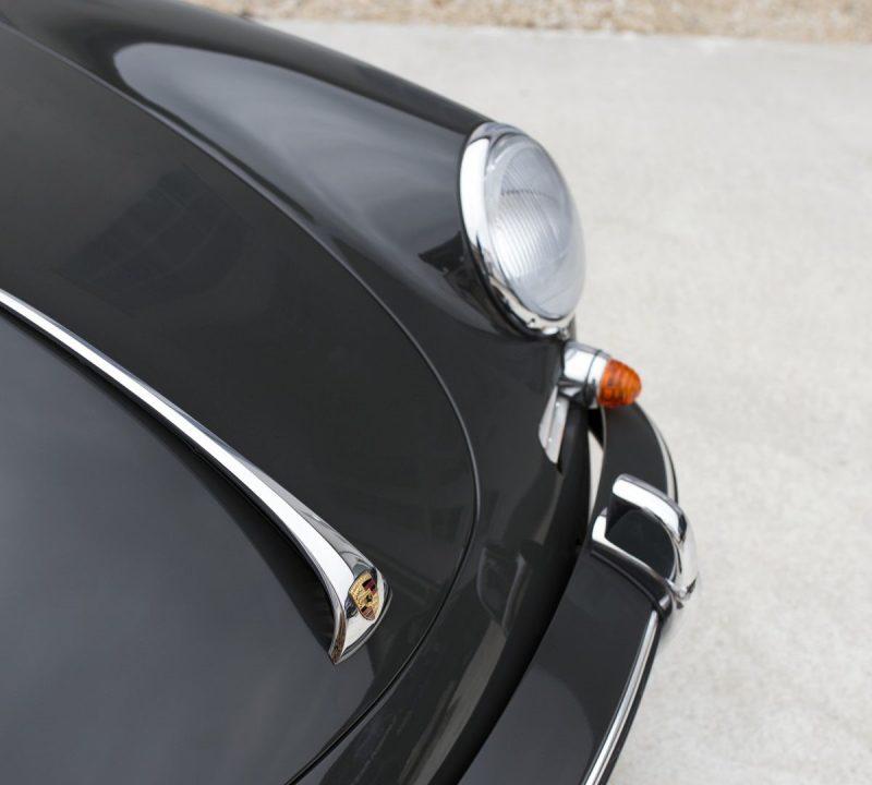 Porsche 356C Cabriolet Scheinwerfer