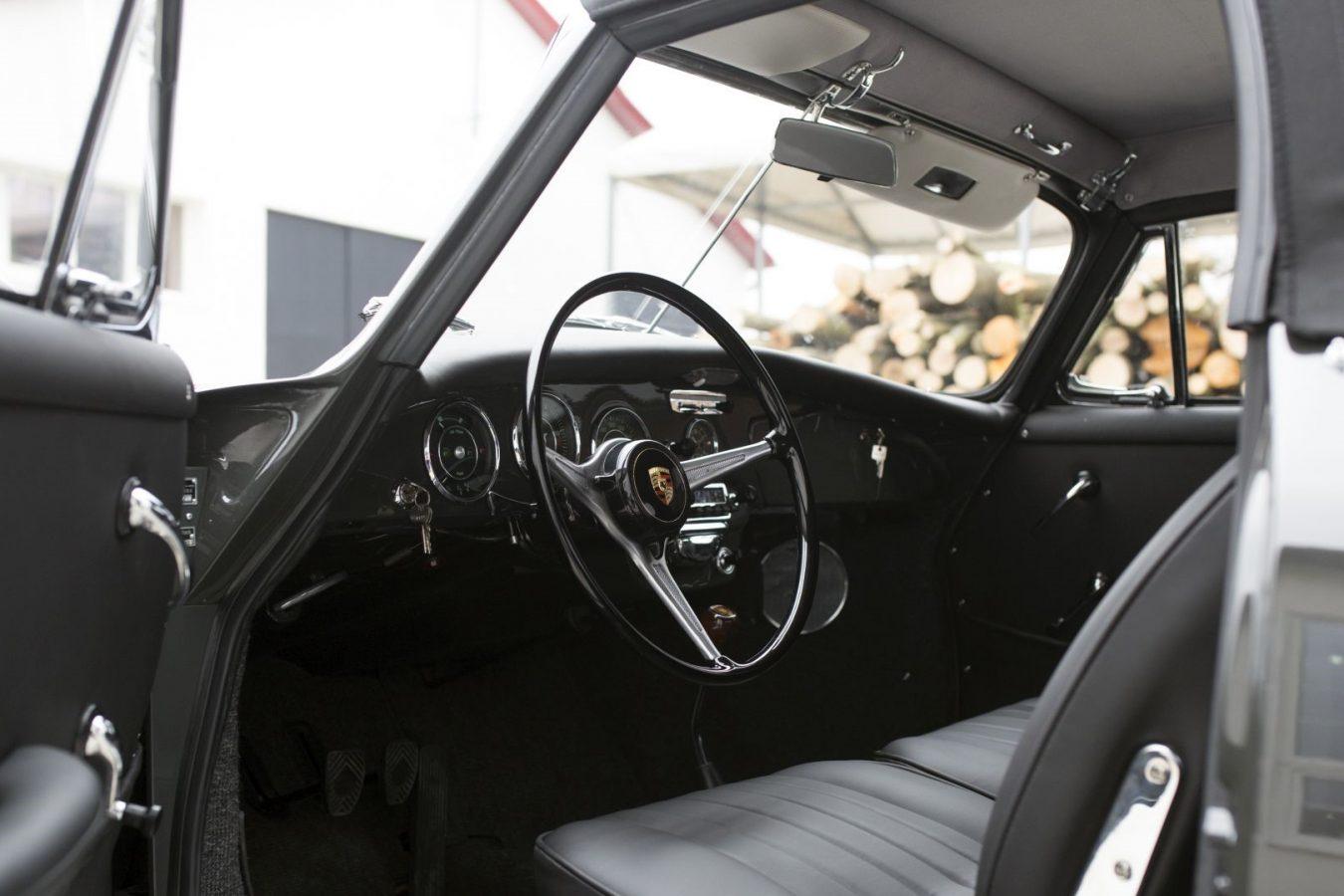 Porsche 356C Cabriolet Lenkrad