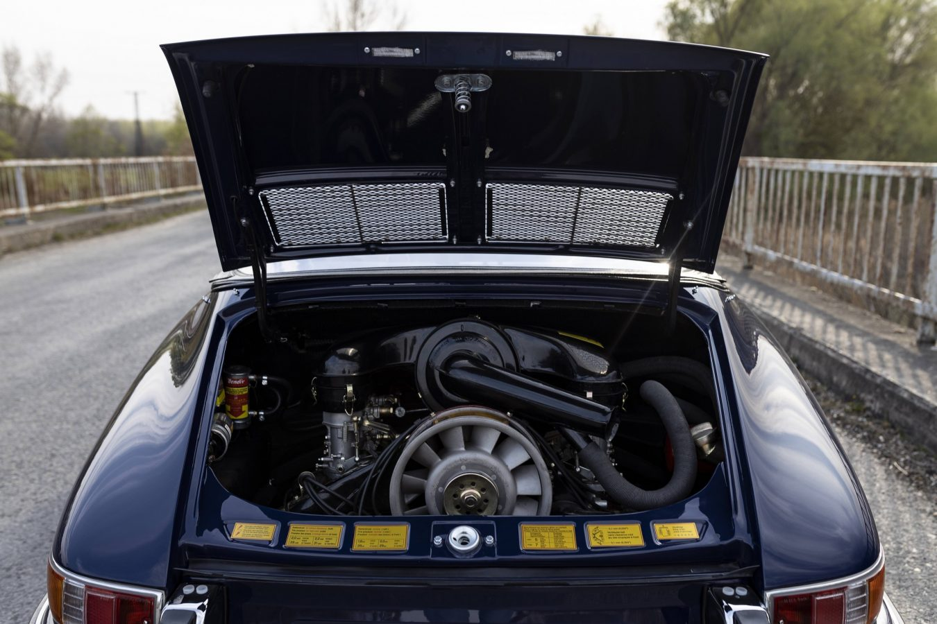 Porsche 911 SWT 1967