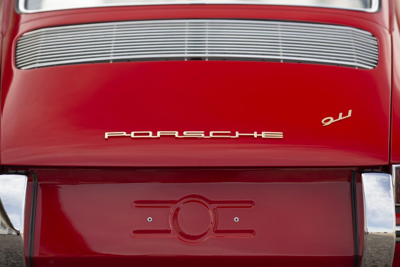 Porsche 911 Urlefer