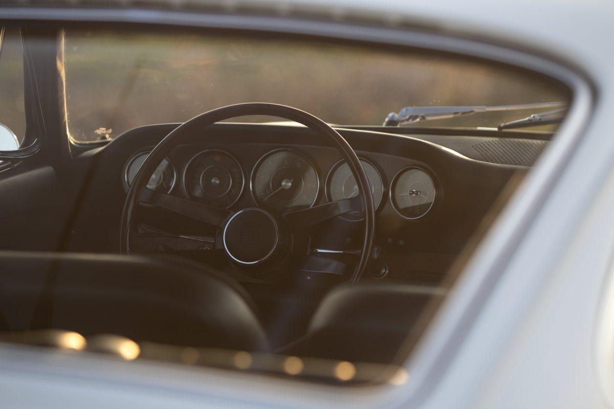 Porsche 911 Januar 1965