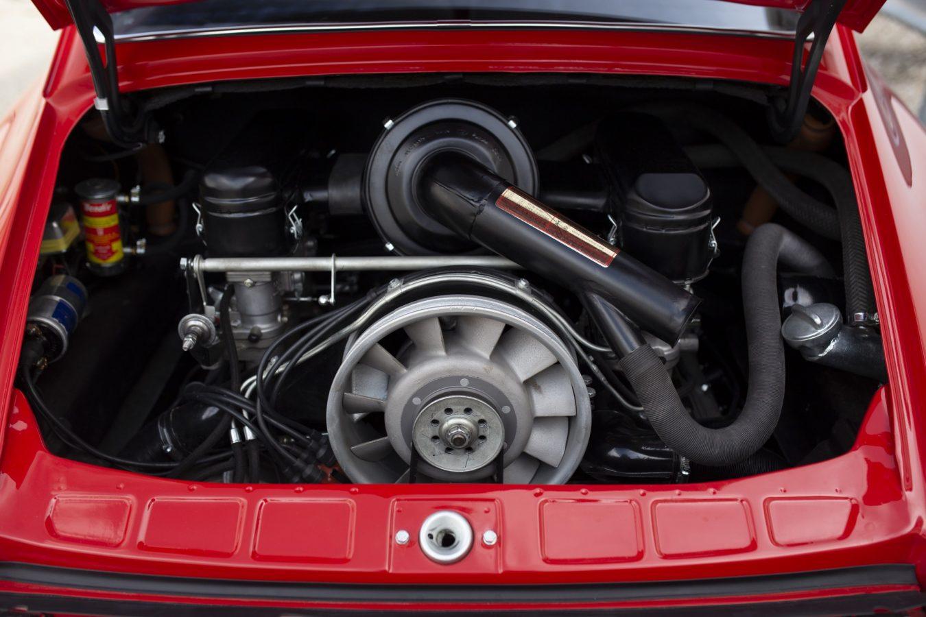 Porsche 911 - Solex