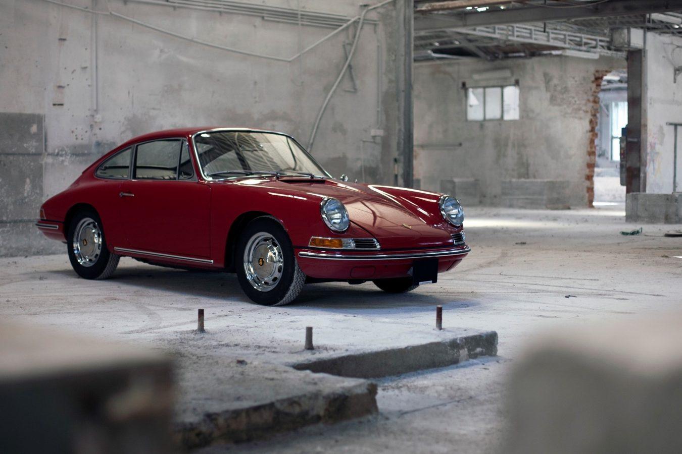 Porsche 911 SWB 35