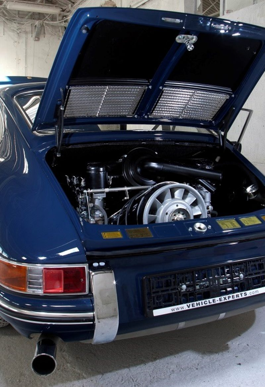 Porsche 911 SWB Motorblock