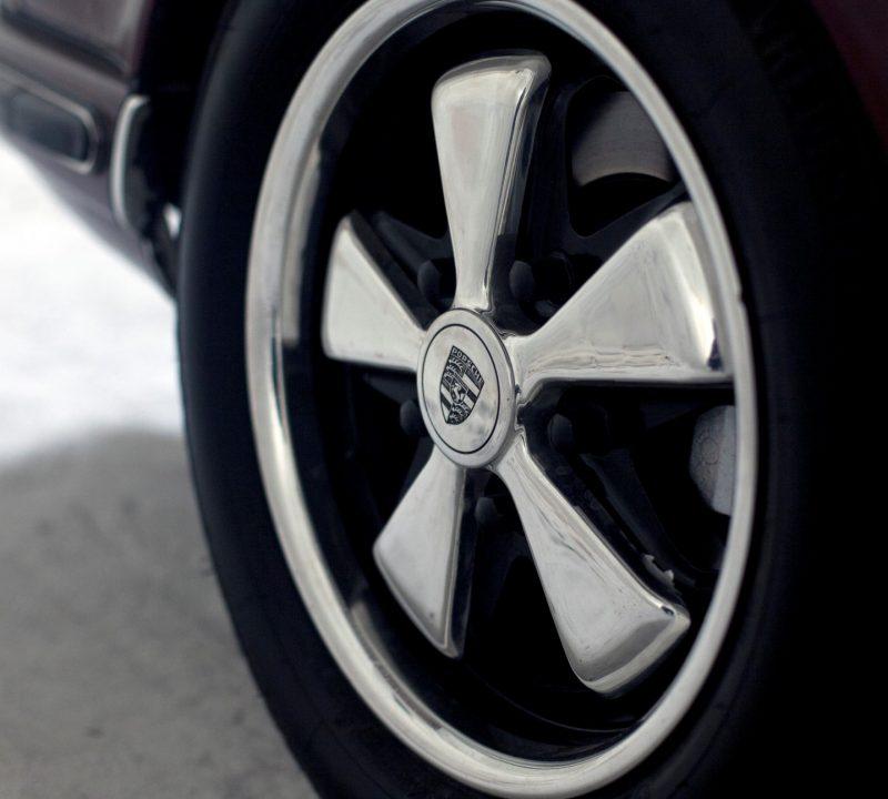 Porsche 911E Felgen